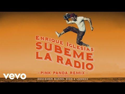 Subeme La Radio (Pink Panda Remix) [Lyric Video] (Feat. Descemer Bueno, Zion & Lennox)