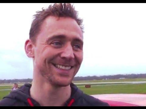 Tom Hiddleston On Loki's Driving Skills | Top Gear