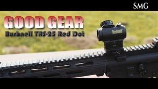 AR15 Bushnell Trophy TRS-25 Red Dot Sight