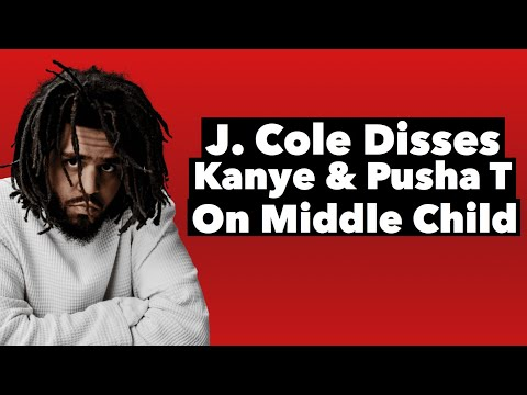 J. Cole Disses Pusha T & Kanye West on Middle Child (Discussion Video)