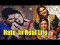 14 Indian TV Serial Jodis Who Actually Hate Each Other In Real Life