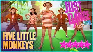 Just Dance 2019 (Unlimited): Five Little Monkeys - 5 stars