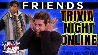 FRIENDS Quiz | Trivia Night Online