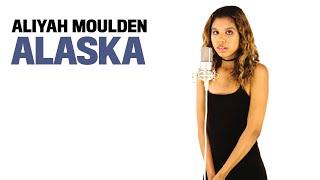 Aliyah Moulden - Alaska (Acoustic) (Lyrics)