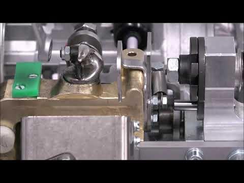 AXRO FQC2: Assemble and adjust knotter beak