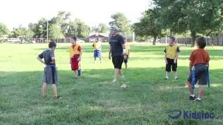 Flag Football Skill: Offensive & Defensive Lines