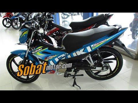 Suzuki Satria F115 Young Star MotoGP Edition - Sobatmotor.com