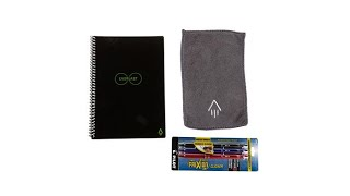 Rocketbook Everlast Letter Notebook with Pens