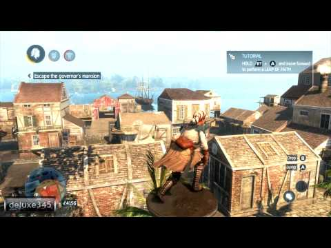 Gameplay de Assassin's Creed: Liberation HD