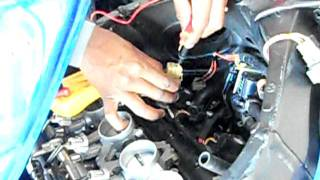 How to put a 2006-2010 GSX-R 600/750 into