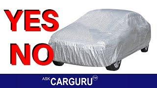 Best Car Cover, कौन सा है? Ask CARGURU