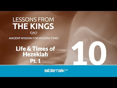 Download The Life and Times of Hezekiah - Part 1 Mp4 HD Video and MP3
