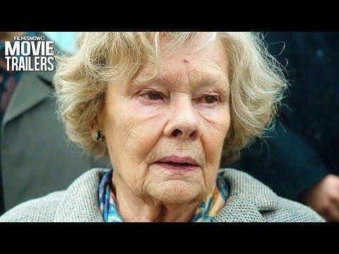 Red Joan Trailer Starring Judi Dench