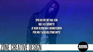 2TON ft. Big Bossidy - Nuk t'kom (Lyric Video) HD