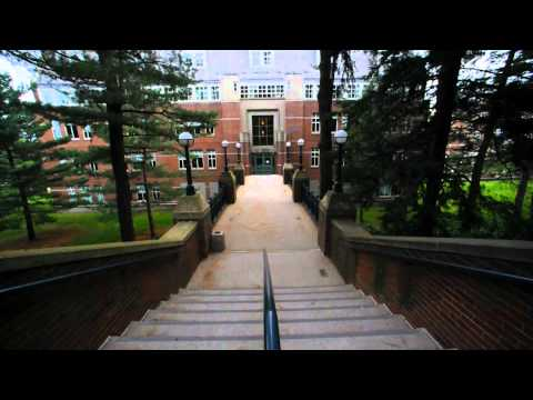 College of the Holy Cross - video