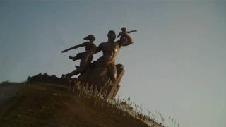 preview picture of video 'African Renaissance Monument, Dakar, Senegal'
