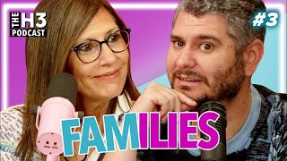 Picture of a podcast: Families