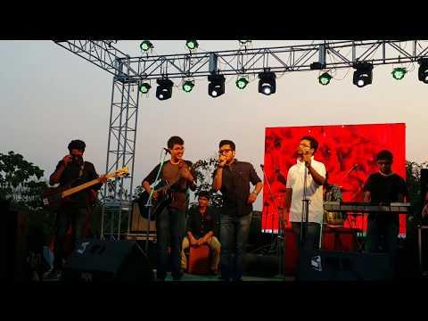 LIVE PERFORMANCE by RAHUL SINHA @Navodaya'2k16