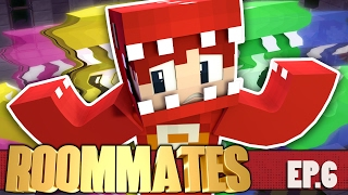 "SkyDoesMinecraft ROOMMATES! ""The X Vacktor"" S3 #6 (Minecraft Roleplay Show)"