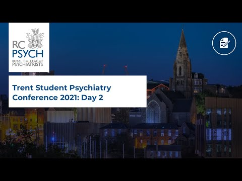 Trent Medical Student Webinar Day 2 March 2021