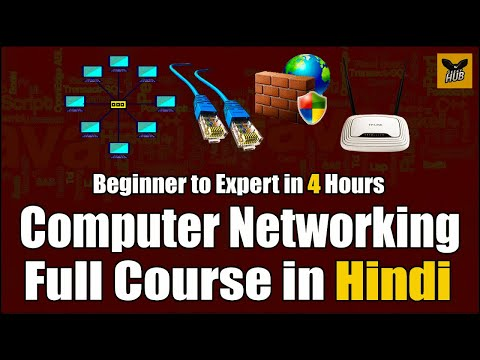 Computer Networking Full Course in One Video | Full Tutorial for Beginners to Expert [HINDI]