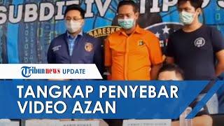 Polisi Tangkap Penyebar Video Pria Serukan Azan Hayya Alal Jihad sambil Bawa Golok