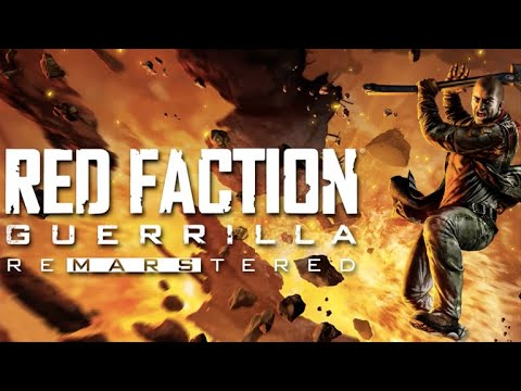 Trailer de Red Faction: Guerrilla Re-Mars-tered