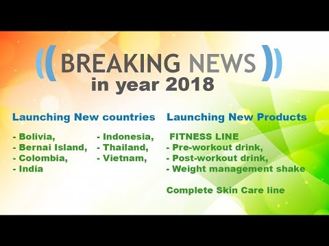 NHT Global is launching 7 new countries and introducing new products!