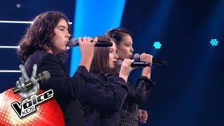 Latif, Anna & Soraya -