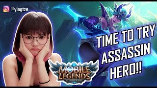 TIME TO TRY   ASSASSIN HERO   | MOBILE LEGENDS
