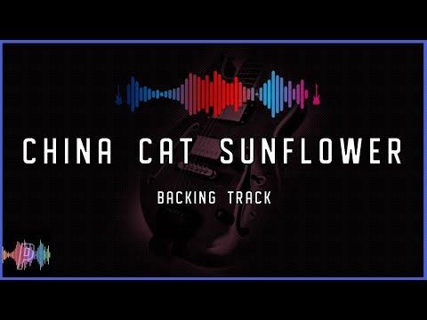 Grateful Dead China Cat Sunflower Guitar Backing Track Jam In G