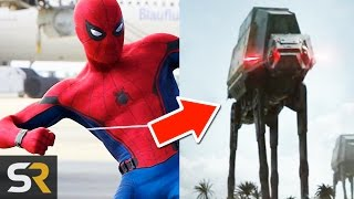 10 DISNEY Movies With Hidden STAR WARS Easter Eggs