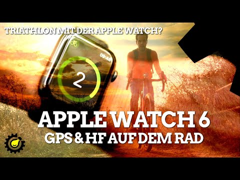 Apple Watch 6 – GPS & HF auf dem Rad | Triathlon mit der Apple Watch