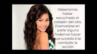 """My Baby"" Zendaya Coleman- Letra Español"