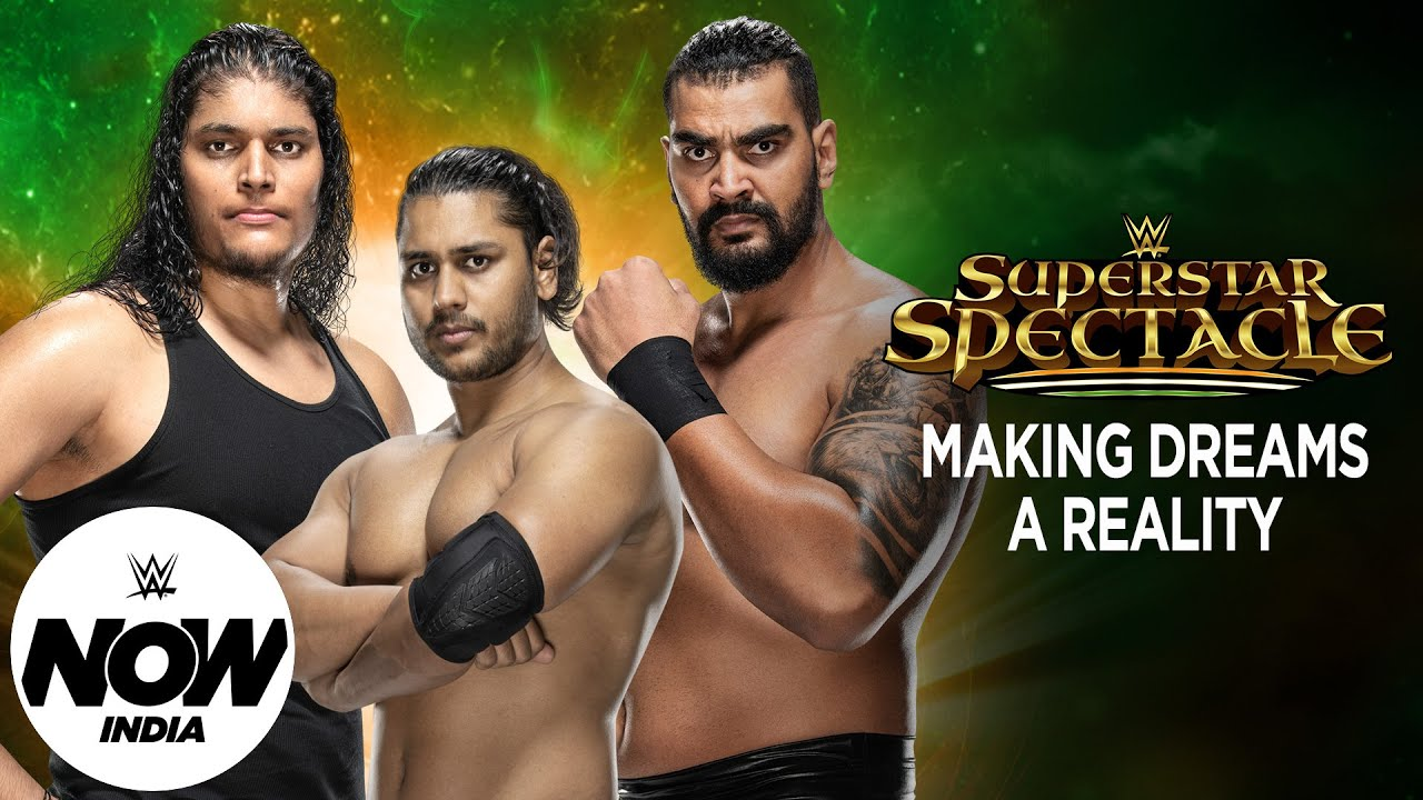 "Triple H Reveals WWE Has 10 Indian Talents ""Ready For The Main Stage"""