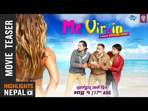 Nepali Movie MR. VIRGIN Teaser