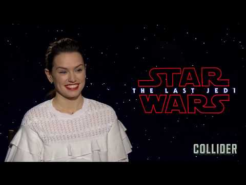 Daisy Ridley tells us which 'Star Wars' Characters Are More Powerful Than Rey