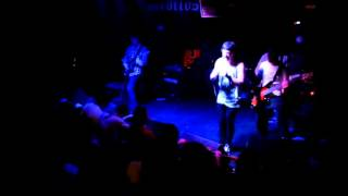 Video We Cant Fall Asleep (live 23 10 2011)