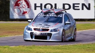 The Making Of The Triple Eight: Project Sandman Tribute Edition Holden V8 Supercar