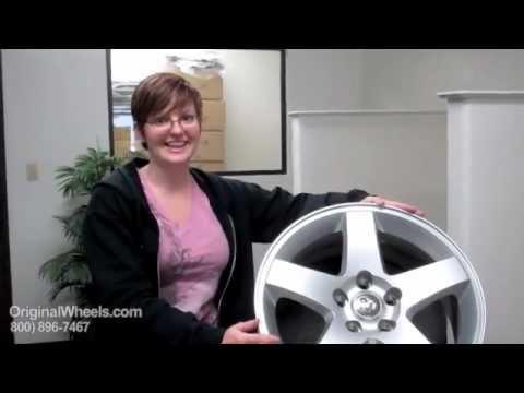 Avenger Rims & Avenger Wheels - Video of Dodge Factory, Original, OEM, stock new & used rim Co.