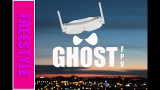 Ghost FPV-FREESTYLE practice and I found a new spot! WOOOOO!