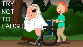 Family Guy - IMPOSSIBLE TRY NOT TO LAUGH CHALLENGE