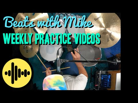 An example of a practice video. You will get one each week to explain how to practice.