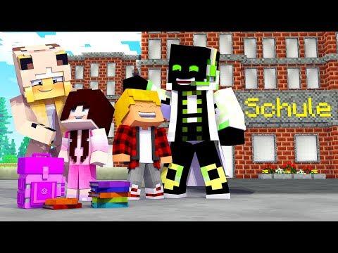 WIR SCHULEN unsere KINDER EIN?! - Minecraft [Deutsch/HD]