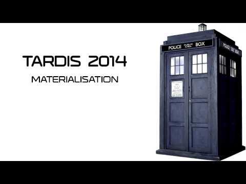 TARDIS | Series 8 | Materialisation