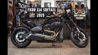 New FXDR 114 Harley-Davidson 2019 vivid black