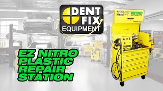 NEW: EZ Nitro DXE Plastic Repair Station with N2 Generator