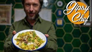 La ensalada de invierno de Gipsy Chef