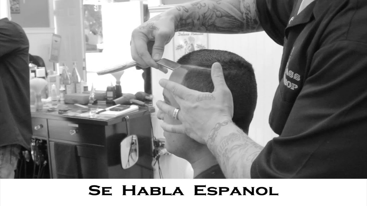 First Class Barbershop Concord, CA - Business Profile TV Commercial Se Habla Espanol $850 Not Including Travel