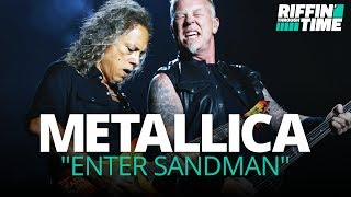 """Enter Sandman"" - Metallica 
